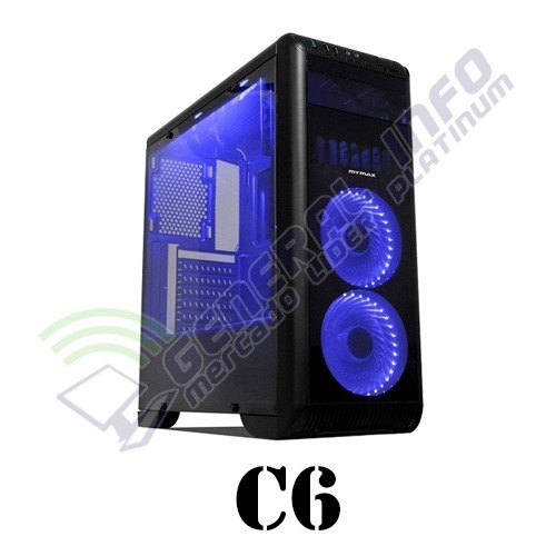 cpu gamer intel 7° geração/ gtx1050ti4gb / 500gb / 8gb ddr4/
