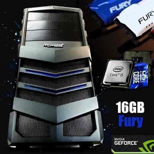 cpu gamer intel core i5 16gb 1tb dvd hdmi nvidia promoção