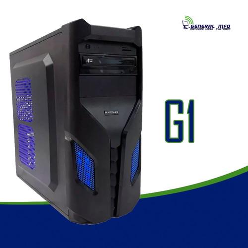 cpu gamer intel/ core i5/ 16gb / 2tb / gtx1050ti 4gb / wifi.