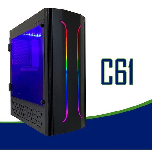 cpu gamer intel/ core i5 / 4gb / 500gb / gt 1030 / fortnite
