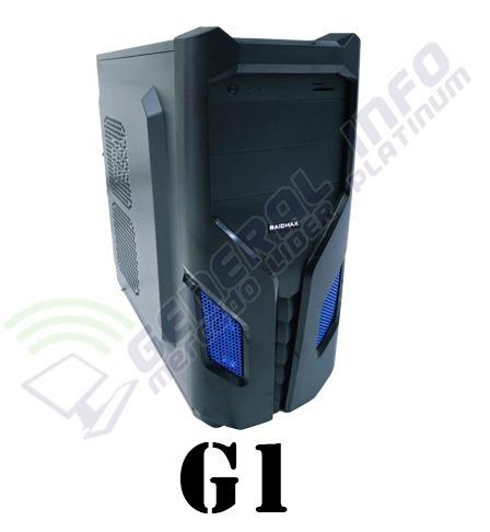 cpu gamer intel/ core i5/ 8gb/ 1tb/ gerforce 2gb/ wi-fi/ led