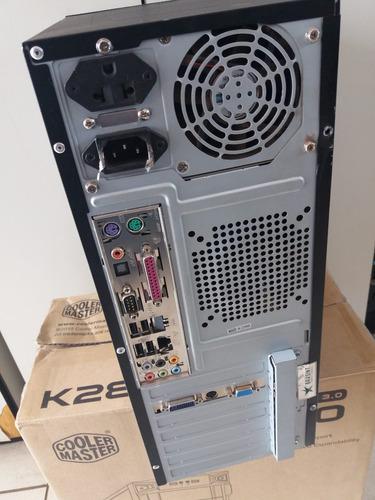 cpu gamer, quade core 12m de cache , 500 hd, 4gb memoria