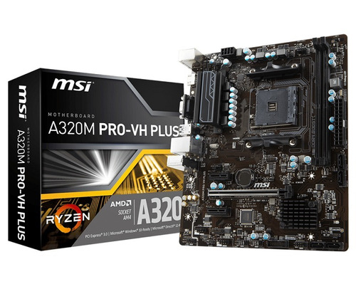 cpu gamer ryzen 5-2600 2da generación 8gb 1tb gtx 1050ti 4gb