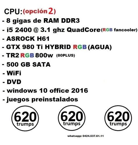 cpu gamer ultra alto barato - envio gratis