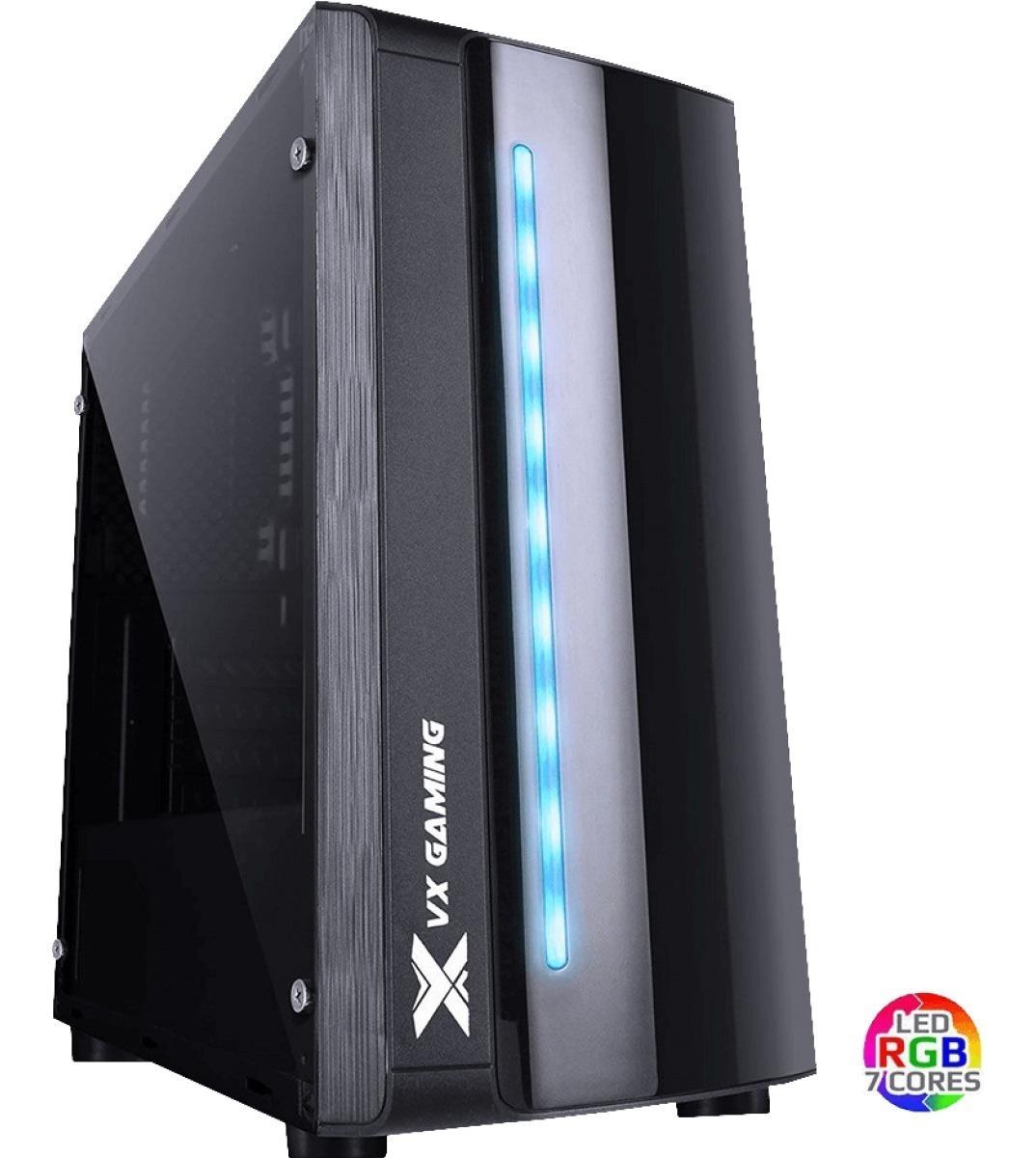 Cpu Gamer Ultra Fx Black Edition Rx550 2gb P/ Overwatch