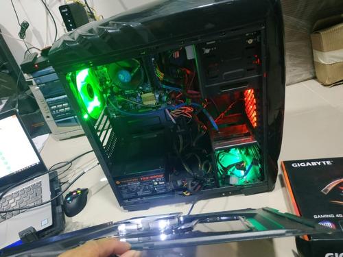 cpu gamer y diseño - core i5 7ma generación