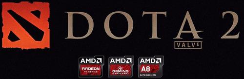cpu gaming a8 ram 8gb 1tb video r7 full dota 2 facturado