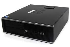 cpu hp 8100 intel core i5 8gb/160gb de disco