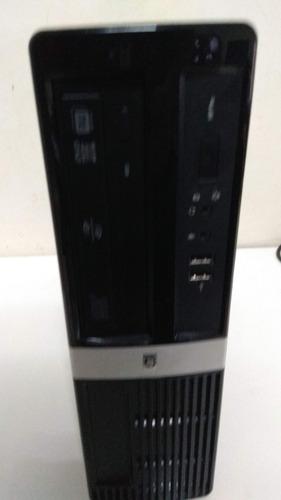 cpu hp compaq 3000 pro/core 2 duo/6gb/hd 250gb