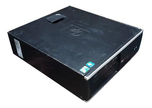 cpu hp compaq 8000 core 2 duo 4gb ddr3 hd 500gb grav wi-fi