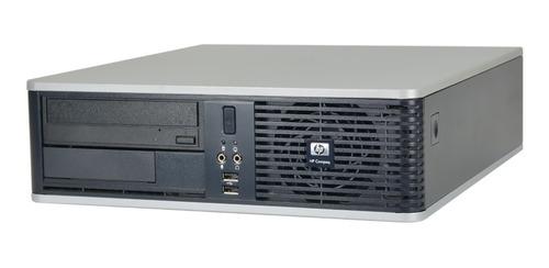 cpu hp compaq core 2 duo 2gb ram hd 80gb computador