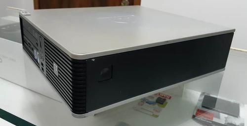 cpu hp compaq dc 7800p 2g hd160 core 2 duo pronta entrega