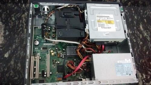 cpu hp compaq dc5700 pentium d 3.00ghz 2gb 80