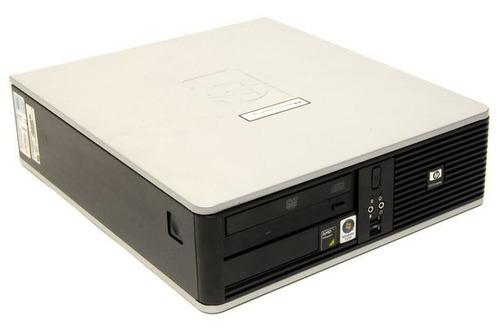 cpu hp compaq dc5850 amd phenon x4 4gb ssd 120gb wifi