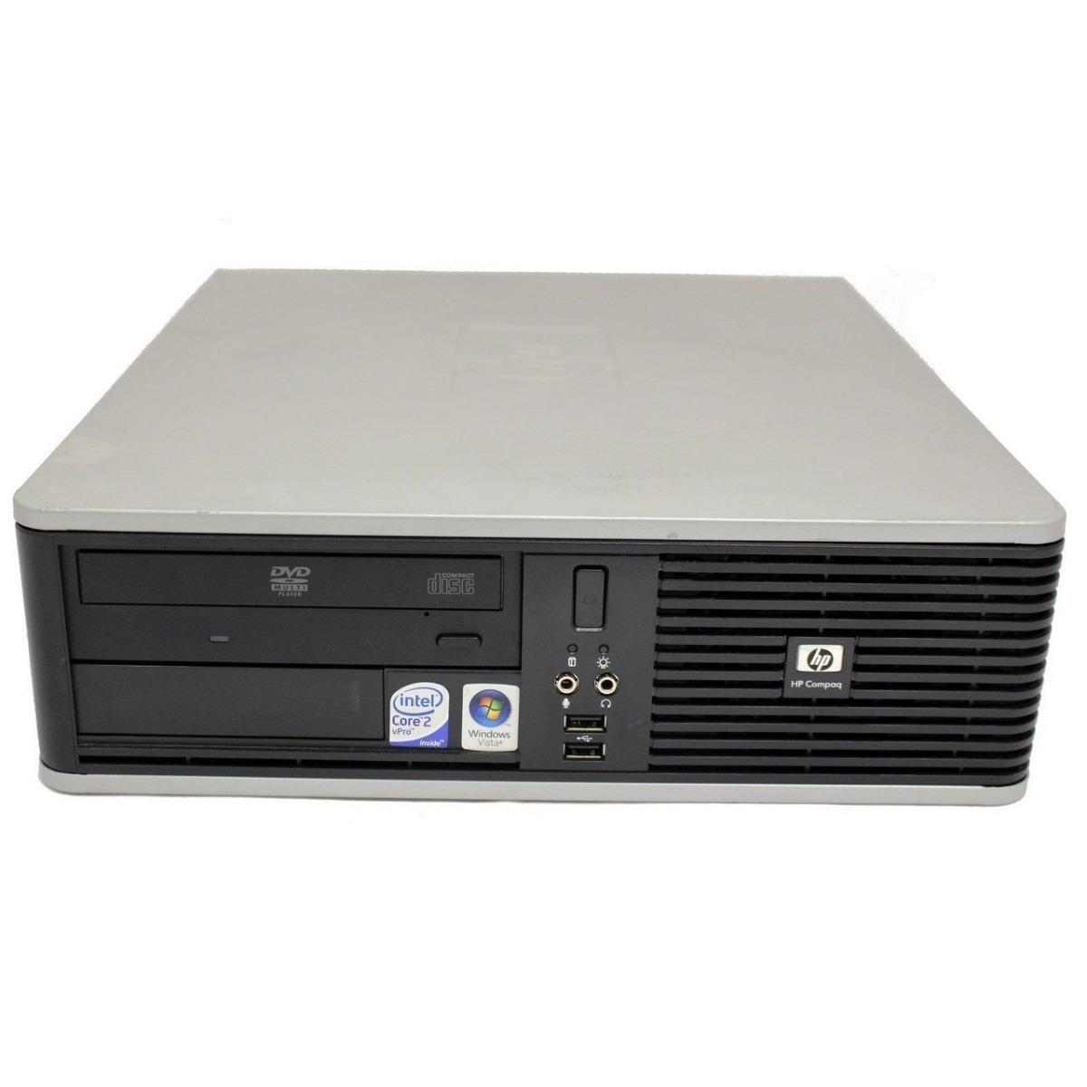 Cpu Hp Compaq Dc7800p Intel Core2duo E8500 316ghz 4gb 250gb R Prosesor Carregando Zoom