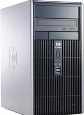 cpu hp compaq dell core2 duo disco de 160 ram 2gigas dvd