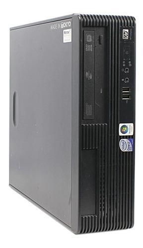 cpu hp compaq dx7400 sff intel core 2 duo 2,20ghz,4gb, 500g