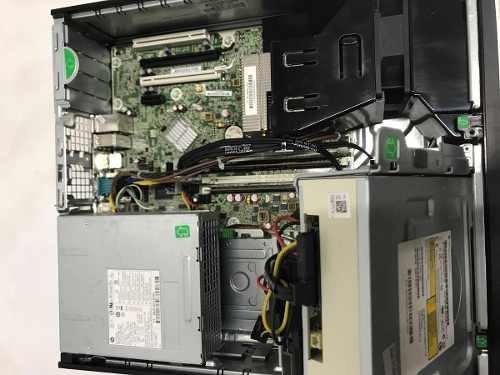 cpu hp compaq elite 8300 sff i7 3ªg 16gb 320gb semi nova