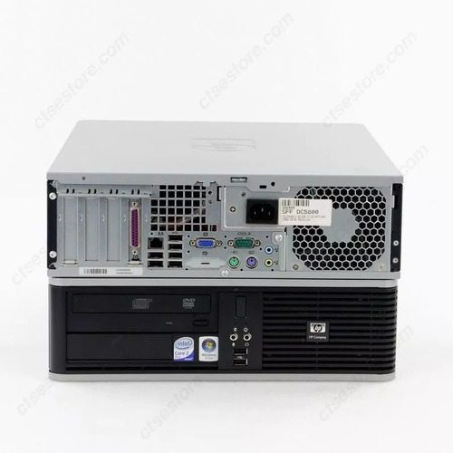 cpu hp core 2 duo dc7800 3.0 ghz 2 gb  / hd 80gb 10un