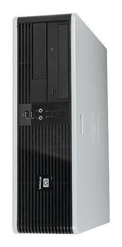 cpu hp core 2 duo+monitor 17 pulgadas