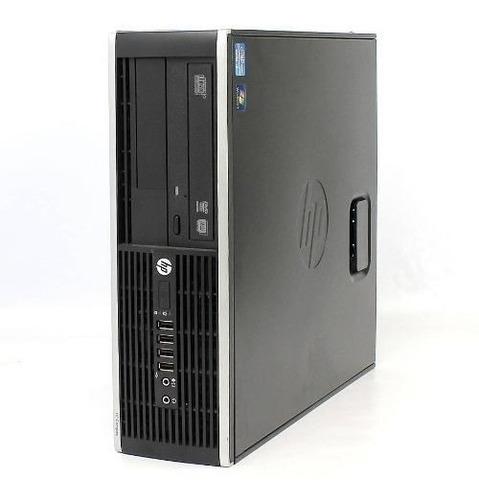 cpu hp core i5 2 geração 8gb ddr3 500gb + ssd 120gb + wi-fi