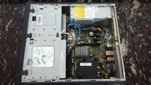cpu hp dx7500 sff core2 duo e7500 2.93ghz 2gb 250gb
