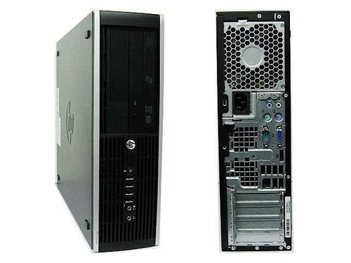 cpu hp elite 8000 core 2 quad 4gb hd 160