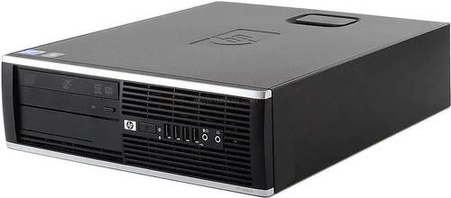 cpu hp elite 8100 core i5 8gb hd 500 e ssd 240 sata wifi