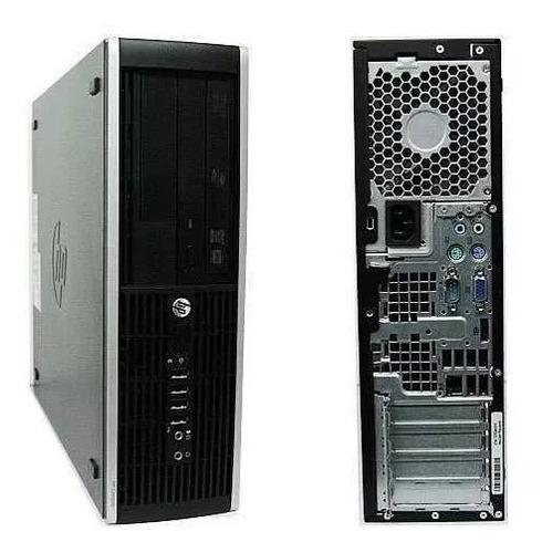 cpu hp elite 8100 core i5 8gb hd 500 sata