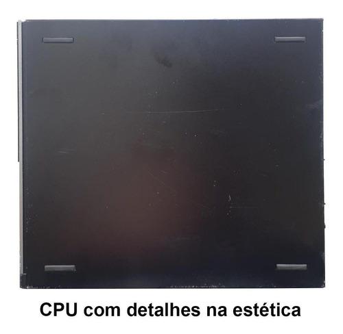 cpu hp elite 8100 intel core i3 8gb ram 500gb wifi promoção