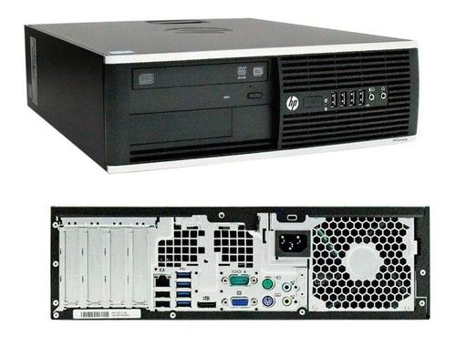 cpu hp elite 8300 1155 i7 3ª geração 8gb ssd 120gb rw wifi