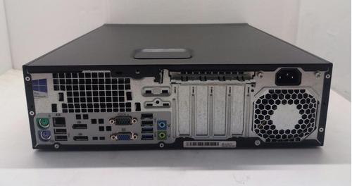 cpu hp elite desk 800 g1 core i3 4130 3.40ghz 4gb 500gb