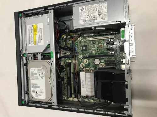 cpu hp elitedesk 800g1 i5 4ªg 3.20ghz 4gb 500gb semi nova