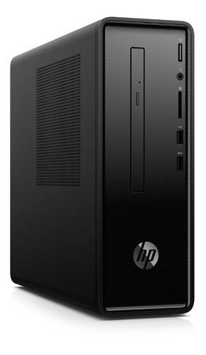 cpu hp slim intel celeron 8 gen  4 gb 500 gb hdd windows 10