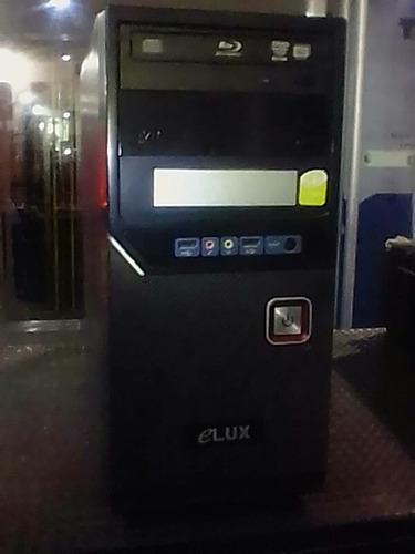cpu i5 3.0,8g ram dd 500g, blu ray, gforce usado al 100%