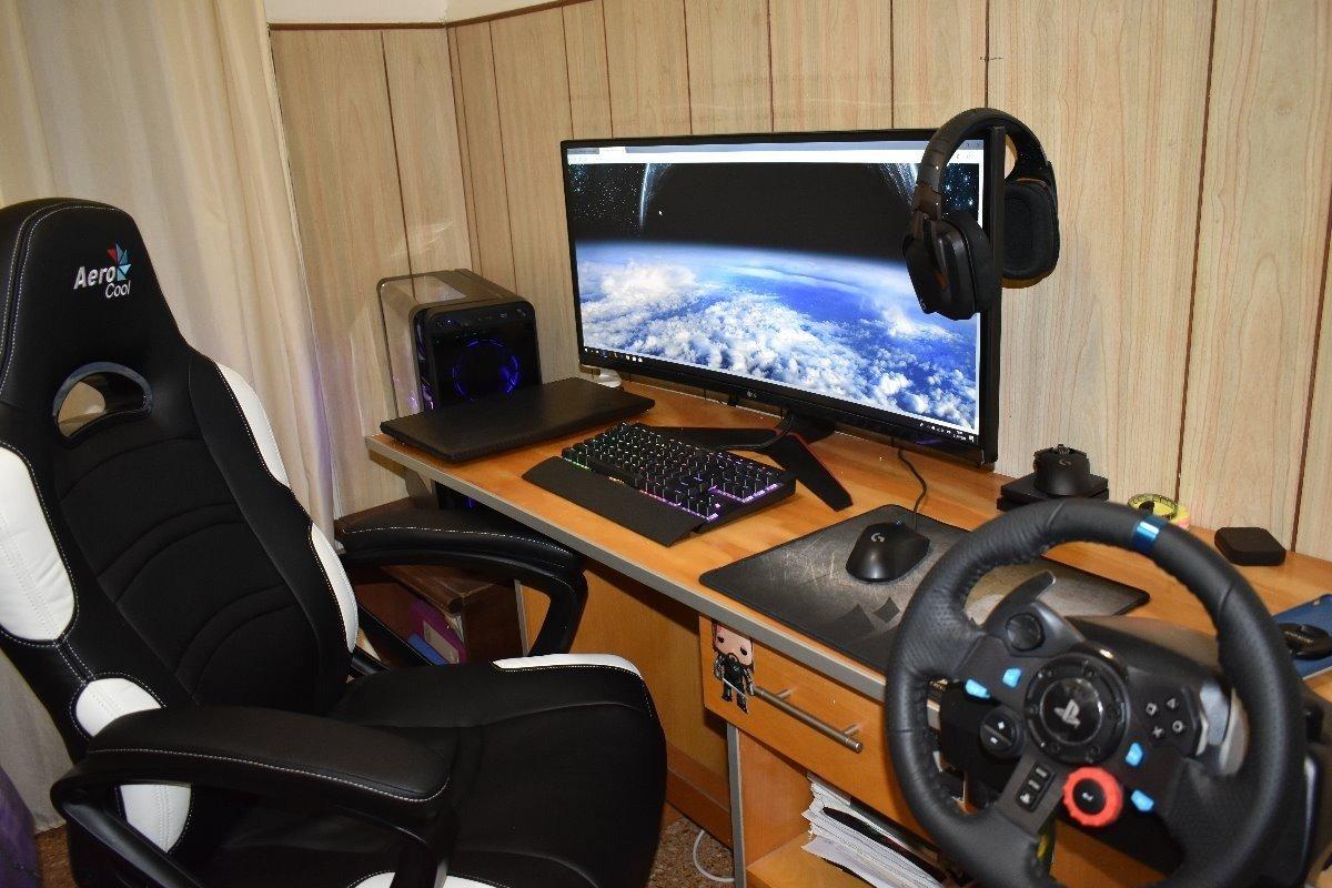 Cpu I7 7700k + Rtx 2080ti Oc + Ssd 960 Corsair + Extras - $ 115 000,00