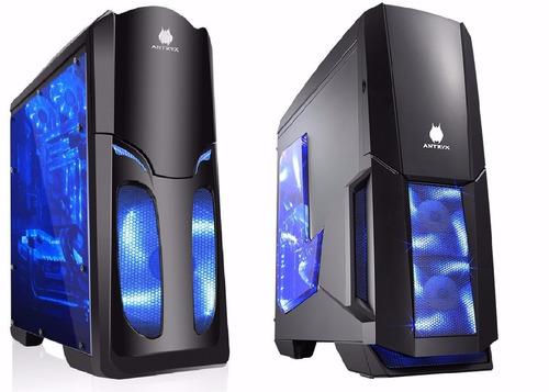 cpu i7 gaming 7tma gen 16gb ssd 240gb video gtx1050ti 4gb