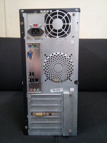 cpu intel celeron 430-1.80ghz-2gb ram-hd 160gb-fonte 200w