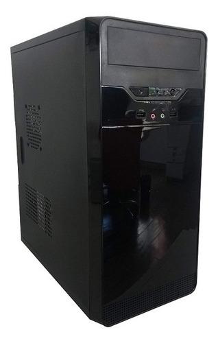 cpu intel celeron hd 500gb 2gb c/ wind 7 + wi-fi nova !!