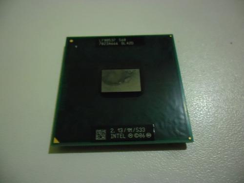 cpu intel celeron m 560 2.1 ghz notebook netbook socket 478