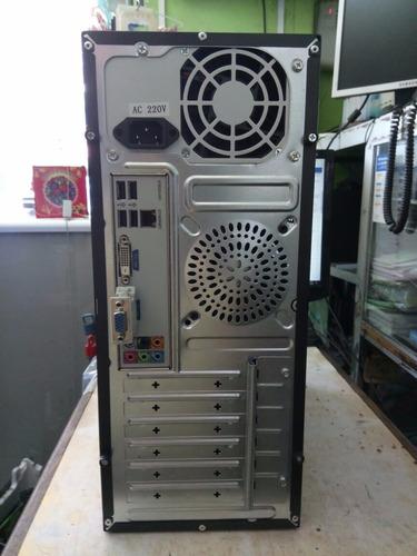 cpu intel core i5 2da generacion 4gb ram disco 500gb