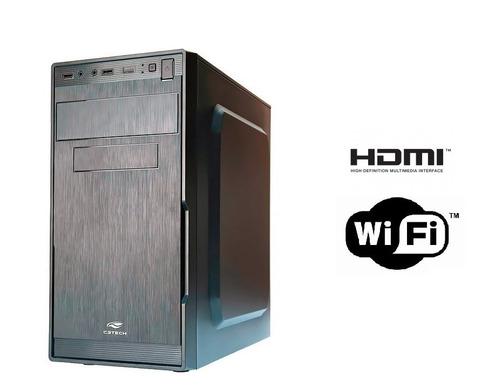 cpu intel core i5 + ssd240 + 8gb  wi-fi queima de estoque!