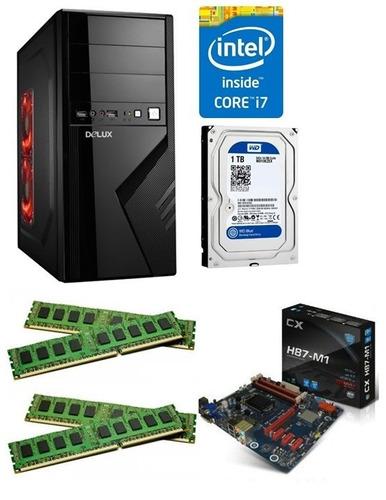 cpu  intel core i7-4790  32gb de ram 1tb disco