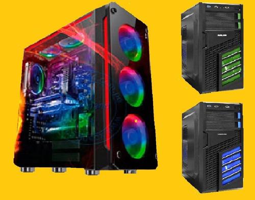 cpu intel core  i7 8 núcleos video 4k ultra hd oferta  compu