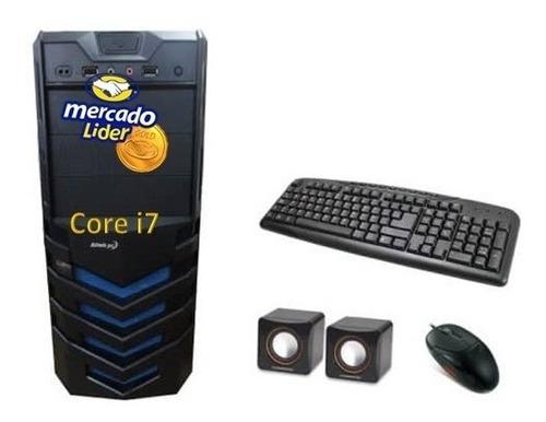 cpu intel core i7 8va generación 1tb 4gb computador iva