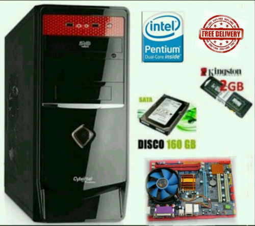 cpu intel dual core windows 10 en caja