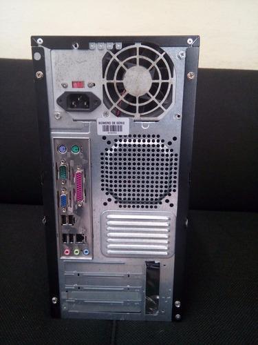cpu intel pentium d-3.4ghz-hd 80gb-2gb ram-w7 home premium