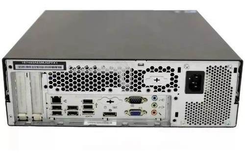 cpu lenovo desktop pc 6234 core 2 duo 3gb ram ddr3 250hd