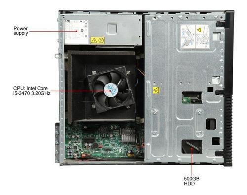 cpu lenovo intel core i5 3.0ghz+dd500gb+ddr3 4gb+wifi+rw