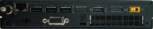 cpu lenovo m710q micro core i3 7ger 4gb 120gb ssd - novo